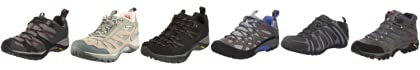 Merrell Women's Siren Sport XCR Dark Gray J13190 7 UK